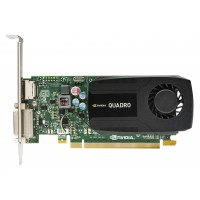 NVIDIA Quadro K420 - Graphics card - Quadro K420 - 2 GB DDR3 - PCIe 2.0 x16 low profile - DVI, DisplayPort - for Workstation Z440, Z640, Z840 a
