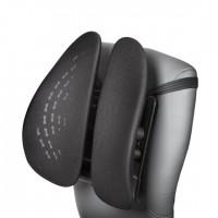 Kensington SmartFit Conform Back Rest - Backrest - black a
