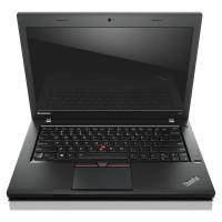 Lenovo ThinkPad L450 20DT - Core i3 5005U / 2 GHz - Win 10 Pro 64-bit / Win 7 Pro 64-bit downgrade - pre-installed: Win 7 Pro 64-bit - 4 GB RAM - 500 GB HDD - 14 1366 x 768 ( HD ) - HD Graphics 5500 - Wi-Fi - WWAN upgradable - graphite black a