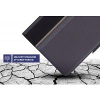 Targus VersaVu - Signature Edition - flip cover for tablet - blue - for Apple 9.7-inch iPad Pro, iPad Air, iPad Air 2 a