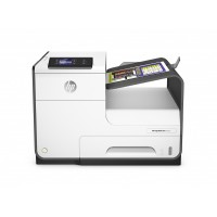 HP PageWide Pro 452dw Printer A4, 40ppm mono and colour, duplex, 1200x1200 optimised dpi, 512Mb memory, hi-speed USB 2.0 host, hi-speed USB 2.0 device, ethernet 10/100 Base-TX network, 802.11 b/g/n station, 802.11 b/g access point, UPD PIN printing with o