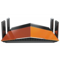 D-Link AC1750 - Wireless router - 4-port switch - GigE - 802.11a/b/g/n/ac - Dual Band a