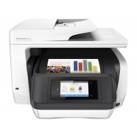 HP Officejet Pro 8720 All-in-One - Multifunction printer - colour - ink-jet - Legal (216 x 356 mm) (original) - A4/Legal (media) - up to 37 ppm (copying) - up to 37 ppm (printing) - 250 sheets - USB 2.0, LAN, Wi-Fi(n), USB host, NFC a