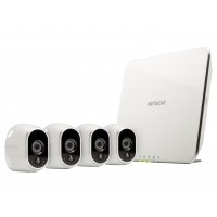 Arlo VMS3430 - Video server + camera(s) - wireless - 4 camera(s) - CMOS a