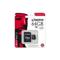64GB microSDHC UHS-I Class 10 Industrial a