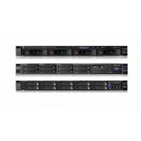 Lenovo System x3550 M5 8869 - Server - rack-mountable - 1U - 2-way - 1 x Xeon E5-2640V4 / 2.4 GHz - RAM 16 GB - SAS - hot-swap 2.5 - no HDD - G200eR2 - GigE - no OS - monitor: none - TopSeller a