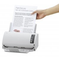Fujitsu fi-7030 - Document scanner - Duplex - 216 x 355.6 mm - 600 dpi x 600 dpi - up to 27 ppm (mono) / up to 27 ppm (colour) - ADF ( 50 sheets ) - USB 2.0 a