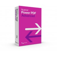 Nuance Power PDF Advanced - ( v. 2.0 ) - licence - 1 user - Download - ESD - Win a