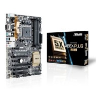 ASUS A88X-PLUS/USB 3.1 - Motherboard - ATX - Socket FM2+ - AMD A88X - USB 3.0, USB 3.1 Gen2 - Gigabit LAN - onboard graphics (CPU required) - HD Audio (8-channel) a