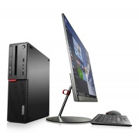 Lenovo ThinkCentre M800 10FY - SFF - 1 x Core i5 6500 / 3.2 GHz - RAM 4 GB - HDD 500 GB - DVD SuperMulti - HD Graphics 530 - GigE - Win 10 Pro 64-bit - Monitor : none - TopSeller a