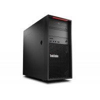 Lenovo ThinkStation P410 30B3 - Tower - 1 x Xeon E5-1630V4 / 3.7 GHz - RAM 16 GB - SSD 256 GB - TCG Opal Encryption - DVD-Writer - no graphics - GigE - Win 10 Pro 64-bit - monitor: none - TopSeller a
