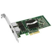 Intel PRO/1000PT PCI Express Dual Port Server Adapter RJ-45 Copper a