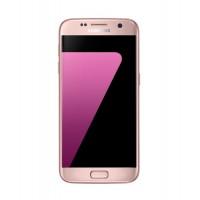 Samsung Galaxy S7 - SM-G930F - smartphone - 4G LTE - 32 GB - microSDXC slot - TD-SCDMA / UMTS / GSM - 5.1 - 2560 x 1440 pixels ( 577 ppi ) - Super AMOLED - 12 MP ( 5 MP front camera ) - Android - pink/gold a