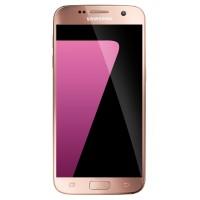 Samsung Galaxy S7 - SM-G930F - smartphone - 4G LTE - 32 GB - microSDXC slot - TD-SCDMA / UMTS / GSM - 5.1 - 2560 x 1440 pixels (577 ppi) - Super AMOLED - RAM 4 GB - 12 MP (5 MP front camera) - Android - pink/gold a