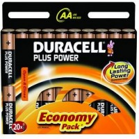 Duracell Plus Power AA 20 Pack a
