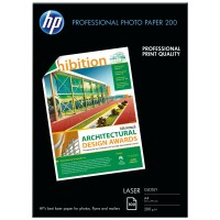 HP Professional Glossy Paper - Glossy photo paper - A4 (210 x 297 mm) - 200 g/m2 - 100 sheet(s) a