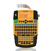 DYMO RHINO 4200 QWERTY 19MM PB1 UK Label Printer. QWERTY keyboard, Print 6mm, 9mm, 12mm and 19mm wide industrial-strength labels in a variety of materials and colors  PLUS print directly on heat-shrink tubes. Integrated rubber bumpers help prevent damage,