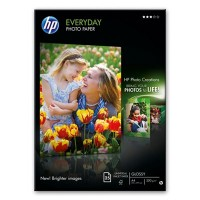 HP Everyday Photo Paper - Glossy photo paper - A4 (210 x 297 mm) - 200 g/m2 - 25 sheet(s) a