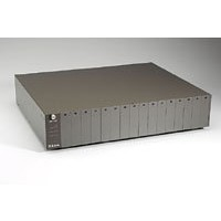 D-Link DMC-1000 19 rack-mount Media Converter Chassis. Houses up to 16 DMC media converter modules a
