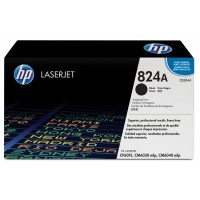 HP 824A - CB384A - 1 x Black - Drum kit - For Color LaserJet CL2000, CM6030, CM6040, CP6015 a