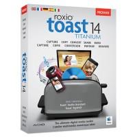 Roxio Toast 14 Titanium a