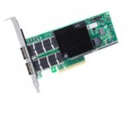 Intel Ethernet Converged Network Adapter XL710-QDA2 - Network adapter - PCIe 3.0 x8 low profile - 40 Gigabit QSFP+ x 2 a