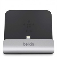 Belkin 8 pin Lightning connector dock for Ipad 4th Gen and Ipad Mini and Iphone 5/6/6+ a
