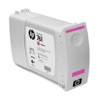 HP 761 - CM993A - 1 x Magenta - Ink cartridge - For DesignJet T7100, T7200 Production Printer a