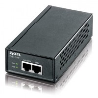 ZyXEL PoE12-HP Single Port High Power IEEE 802.3at Power-over-Ethernet Injector a