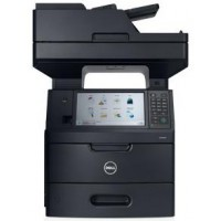 Dell Multifunction Laser Printer B5465dnf - Multifunction printer - B/W - laser - A4/Legal (media) - up to 70 ppm (copying) - up to 66 ppm (printing) - 650 sheets - 33.6 Kbps - USB 2.0, Gigabit LAN, USB host a