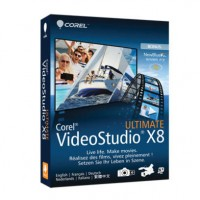 VideoStudio Ultimate X8 a