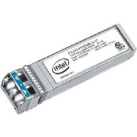 Intel Ethernet SFP+ LR Optics - SFP+ transceiver module - Gigabit Ethernet, 10 Gigabit Ethernet - 1000Base-LX, 10GBase-LR - LC single-mode - up to 10 km - 1310 nm - for P/N: E10G41BFLR, E10G41BFSR, E10G42BFSR, E10G42BTDA a