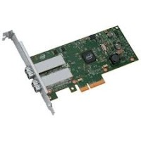 Intel Ethernet Server Adapter I350-F2 - Network adapter - PCIe 2.1 x4 low profile - 1000Base-SX x 2 a