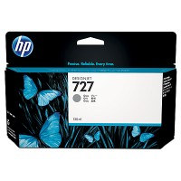 HP 727 - B3P24A - 1 x Grey - Ink cartridge - For DesignJet T1500, T2500, T920 a