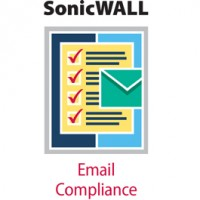 Dell SonicWALL Email Compliance Subscription - Subscription licence ( 2 years ) - 1 server, 100 users a
