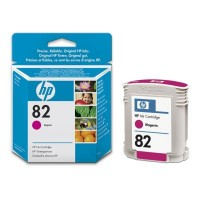 HP 82 - C4912A - 1 x Magenta - Ink cartridge - For DesignJet 10, 100, 120, 20, 50, 500, 510, 800, 815, 820, Designjet Copier cc800 a