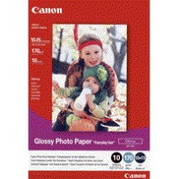 Canon GP 501 - Glossy photo paper - 100 x 150 mm - 100 sheet(s) a