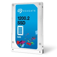 Seagate 1200.2 SSD ST480FM0013 - Solid state drive - encrypted - 480 GB - internal - 2.5 SFF - SAS 12Gb/s - Self-Encrypting Drive (SED) a