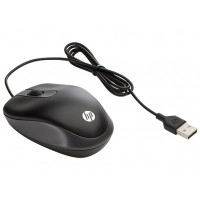 HP Travel - Mouse - optical - 3 buttons - wired - USB - for HP 250 G4, ProBook 11 G2, 440 G3, 45X G3, 470 G3, 64X G2, 65X G2, Spectre Pro x360 G2 a
