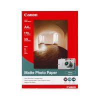 Canon MP 101 - Matt photo paper - A4 (210 x 297 mm) - 50 sheet(s) a