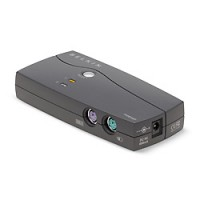 Belkin OmniView E Series 2-Port KVM Switch, PS/2 with Cables a