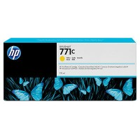 HP 771C - B6Y10A - 1 x Yellow - Ink cartridge - For DesignJet Z6200 a