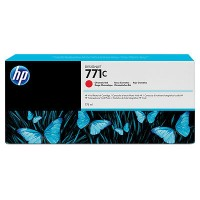 HP 771C - B6Y08A - 1 x Chromatic Red - Ink cartridge - For DesignJet Z6200 a