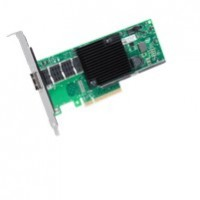 Intel Ethernet Converged Network Adapter XL710-QDA1 - Network adapter - PCIe 3.0 x8 low profile - 40 Gigabit QSFP+ x 1 a