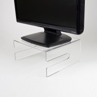 Newstar Acrylic Monitor Raiser (fixed model), max 25kg a