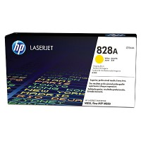 HP 828A - CF364A - 1 x Yellow - Drum kit - For Color LaserJet Enterprise flow MFP M880z, flow MFP M880z+, M855dn, M855x+, M855xh a