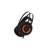 Steelseries Siberia 650 Binaural Head-band Black headset a