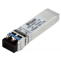 D-Link 10GBase-LR SFP+ Transceiver, 10km a