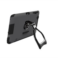 Targus SafePORT Rugged Max Pro - Protective cover for tablet - silicone, polycarbonate - black - for Venue 11 Pro, 11 Pro (7130), 11 Pro (7139) a