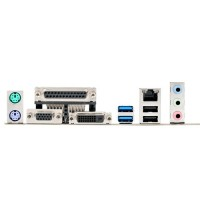 ASUS H110-PLUS - Motherboard - ATX - LGA1151 Socket - H110 - USB 3.0 - Gigabit LAN - onboard graphics (CPU required) - HD Audio (8-channel) a